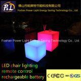 Fauler Würfel-Stuhl des LED-heller PET Material-IP65