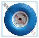 Roda do caminhão de mão do pneumático da espuma de EVA da carga pesada 3.50-4