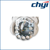 CCTV Security PTZ Camera del CCD 700tvl Infrared Speed Dome
