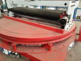 Cerámica que calienta la máquina soplada coextrusión de la película de 3 capas