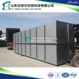 Planta do ETP--Fábrica de tratamento Effluent para a água de esgoto industrial & doméstica, equipamento de Mbr