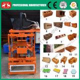 専門油圧連結の粘土の煉瓦押出機機械(0086 15038222403)