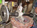 Smerigliatrice portatile della valvola per la valvola a saracinesca stridente