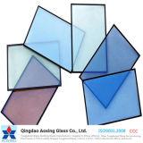 건물 장식적인 유리를 위한 격리하는 색깔 사려깊은 유리