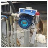 固定可燃性ガスの探知器