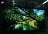Serie flexible de Galaxias de la visualización de LED de la cortina para los alquileres, conciertos, partidos