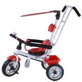 Poussette de bébé bon marché de tricycle de roue des gosses trois
