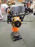 モーターまたはガソリンタイプ影響のタンパーの振動のランマーかWackerのランマーのコンパクター