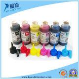 Tinta de la sublimación de tinte para la impresora Epson