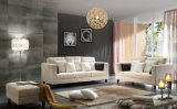 Sofà moderno 6127 del tessuto della mobilia del salone