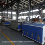 Plastik-Belüftung-Schaumgummi-Vorstand-Strangpresßling-Maschine für Schrank