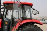 كبيرة زراعيّ 4 عجلة [135هب] جرار من الصين