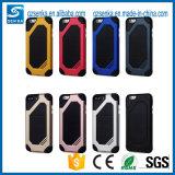 Caja accesoria del teléfono celular de la armadura del teléfono móvil para la nota 4 de la galaxia de Samsung