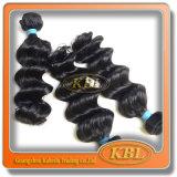 5A Materials Jet Black 브라질인 Hair