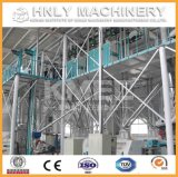 Multifunction FTA 120t / D Corn Mill Machine à farine de maïs Factory Flour Mill