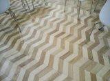 Entarimado Herringbone del nuevo diseño/suelo dirigido de madera del piso/de roble