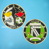 Promotionのための亜鉛Alloy Soft Enamel Coin