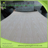 Madera contrachapada de la ceniza de China del grado del AAA con base del álamo o de la madera dura