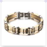 Pulsera del acero inoxidable de los complementos de la joyería de la manera (HR332)