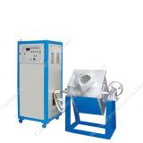 Niederfrequenz-IGBT kupferner Induktions-Einschmelzen-Heizungs-Ofen 110kw 160kw