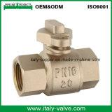 세륨에 의하여 증명서를 준 Italycopper는 만들었다 금관 악기 Y 스트레이너 공 벨브 (AV10066)를