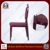 Gute Qualitätshölzerner Blick-Stab-Stuhl-stapelbarer Stuhl (BH-FM8860)