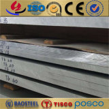 6063 6061 hoja Manufactuer/hoja de aluminio de la aleación de aluminio del genio de T4 T6 T651