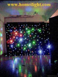 LED Star Cloth RGB Star Curtain für Wedding Display