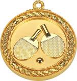 ボーリングのゲーム亜鉛合金のカスタムデザインメダル