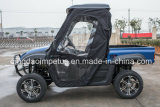 Modelo nuevo 2017 UTV eléctrico 4X4 de lado a lado 2 asientos