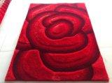 Hand - de gemaakte Moderne Polyester van het Patroon van het Ontwerp Ruwharig Tapijt