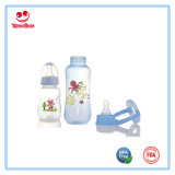 Biberons de bébé normal du collet 4oz pp