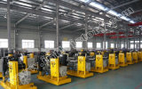 générateur 400kw/500kVA diesel silencieux superbe avec l'engine BRITANNIQUE Ce/CIQ/Soncap/ISO de Perkins