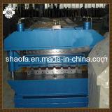 Camadas dobro que telham fazendo o rolo que dá forma à máquina (AF-D1025/1000)