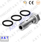 Hot Sale High Quality Hex Head Oil Banjo Bolts com porca