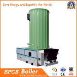 Hohe Leistungsfähigkeits-Kohle-hölzerne Ketten-Gitter-fester Brennstoff-Wärme-Öl-Dampfkessel