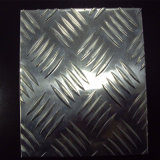 4X8 Aluminum Sheet Embossed Checker Plate From中国