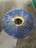 زرقاء لون [بفك] ثقيل - واجب رسم [لفلت] عمليّة تفريغ خرطوم/زراعة يكذب [هوس بيب] مسطّحة
