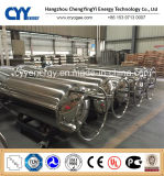 Industrial e Medical Low Pressure Liquid Oxygen Nitrogen Argon Carbon Dioxide Dewar Cylinder