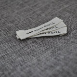 Woven a foglie rampanti Label per Clothing del Girls