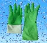 Guanti non Xerox superiori /Rubber della famiglia del lattice che pulisce i guanti