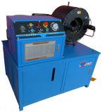 máquina de friso da câmara de ar da tubulação de mangueira de até 4 polegadas da alta qualidade
