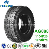 ECE (1200R20)를 가진 Ogreen All Steel Radial Truck Tyre