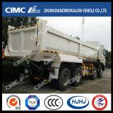 Genlyon Iveco 6*4 U 유형 상자 덤프 트럭