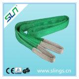 Ce GS di Sln di 7:1 della cinghia di sicurezza dell'imbracatura della tessitura 4t
