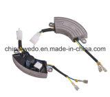Aluminio AVR la monofásico de los generadores para Gx160/Gx200/168/170 1.5kw/2kw /2.5kw/3kw