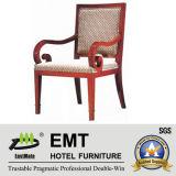 Présidence en bois de salle de réunion de présidence de meubles d'hôtel (EMT-HC18)