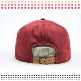 Sombrero de cuero del Snapback de 2016 de la manera sombreros del camionero