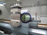 ユニバーサルCNCの水平の旋盤機械