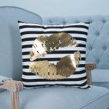 Stagnola/ammortizzatore/cuscino decorativi stampati Gold&Silver (MX-02D/F/I/J/K)